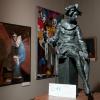 Выставка молодых художников 2013
